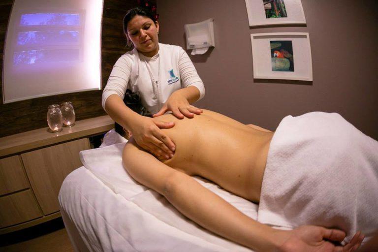 terapias e tratamentos do spa tour life