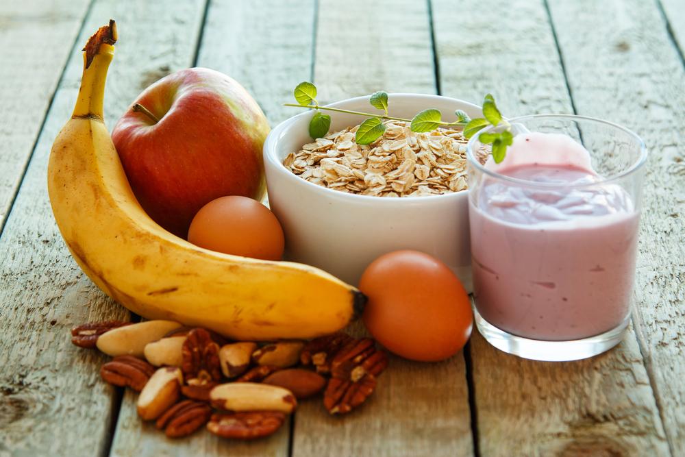 O que comer no café da manhã?